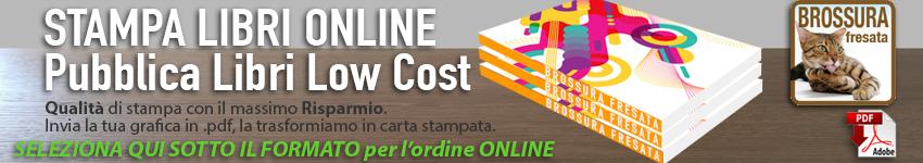 Stampa Libri Online Stampa Tipografia Low Cost Economica Online