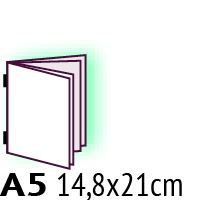 Immagine di Bassa tiratura Punto Metallico A5
