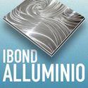 Pannello composito di alluminio con anima in polietilene e verniciatura superficiale a base poliestere. I pannelli sono leggeri, planari, autoestinguenti, resistenti agli agenti atmosferici.